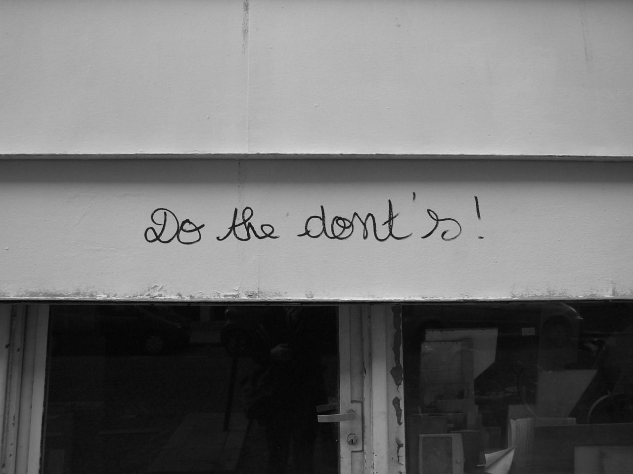 Do the dont's! // anonymous tumblr | Words, Love words ...