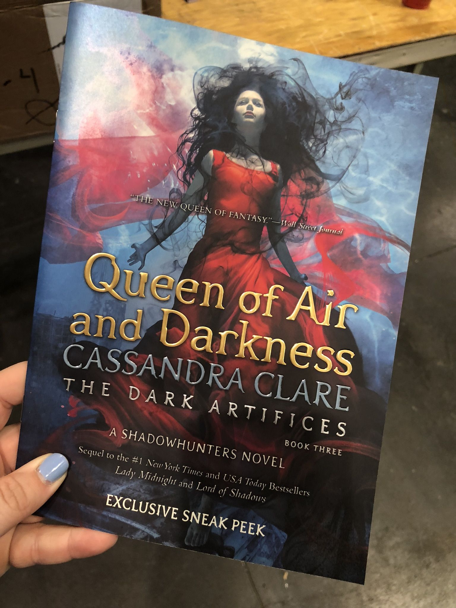 Queen Of Air And Darkness Cassandra Clare Pdf Queen Of Air And
