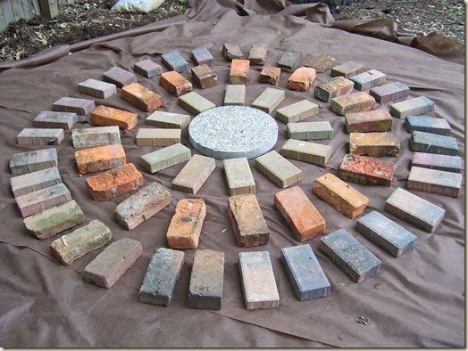 f64e443c2042b9e33df37b98c53c8003 South West Brick Pea Gravel Garden Design on