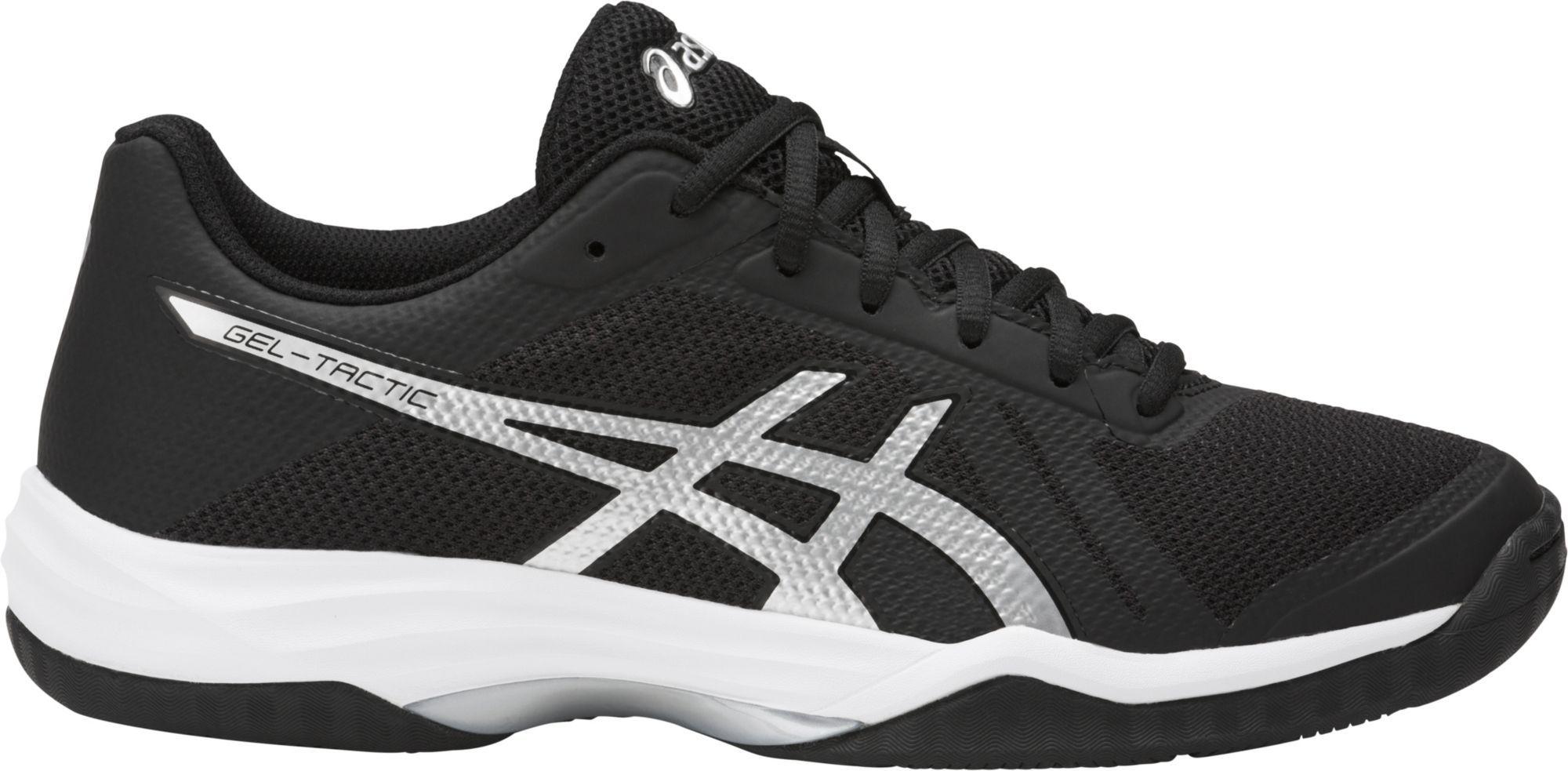 Asics Women S Gel Tactic 2 Volleyball Shoes Size 6 0 Black Volleyball Shoes Asics Volleyball Shoes Asics Women Gel