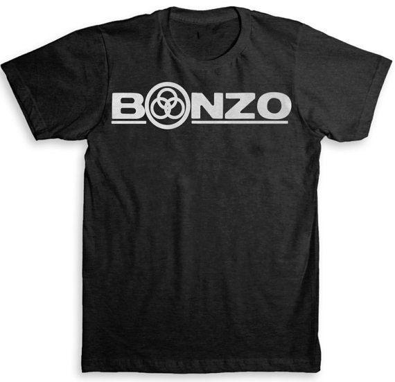John Bonham Drummer T Shirt Led Zeppelin by StrangeLoveTees