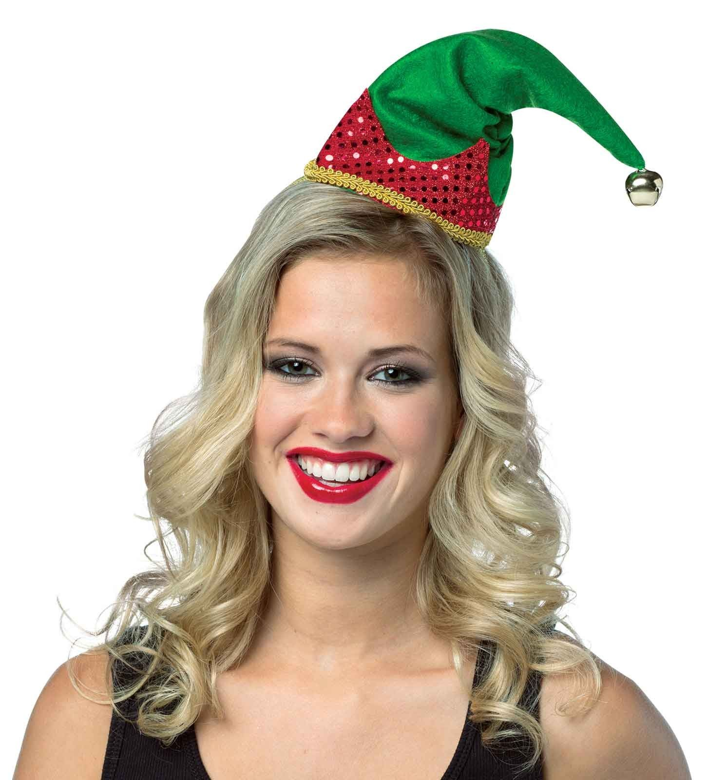 Elf Hat Headband  Elf Costumes  Pinterest  Elf hat Elves and Buy