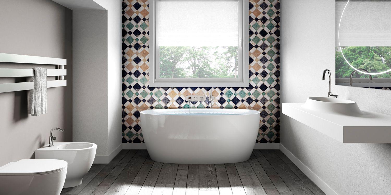 15 Vasche Da Bagno Piccole Foto Living Corriere En