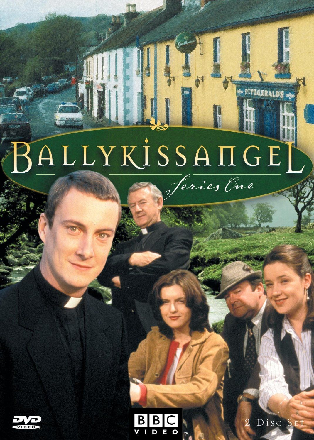Ballykissangel Awesome Show About The People In An Irish Town