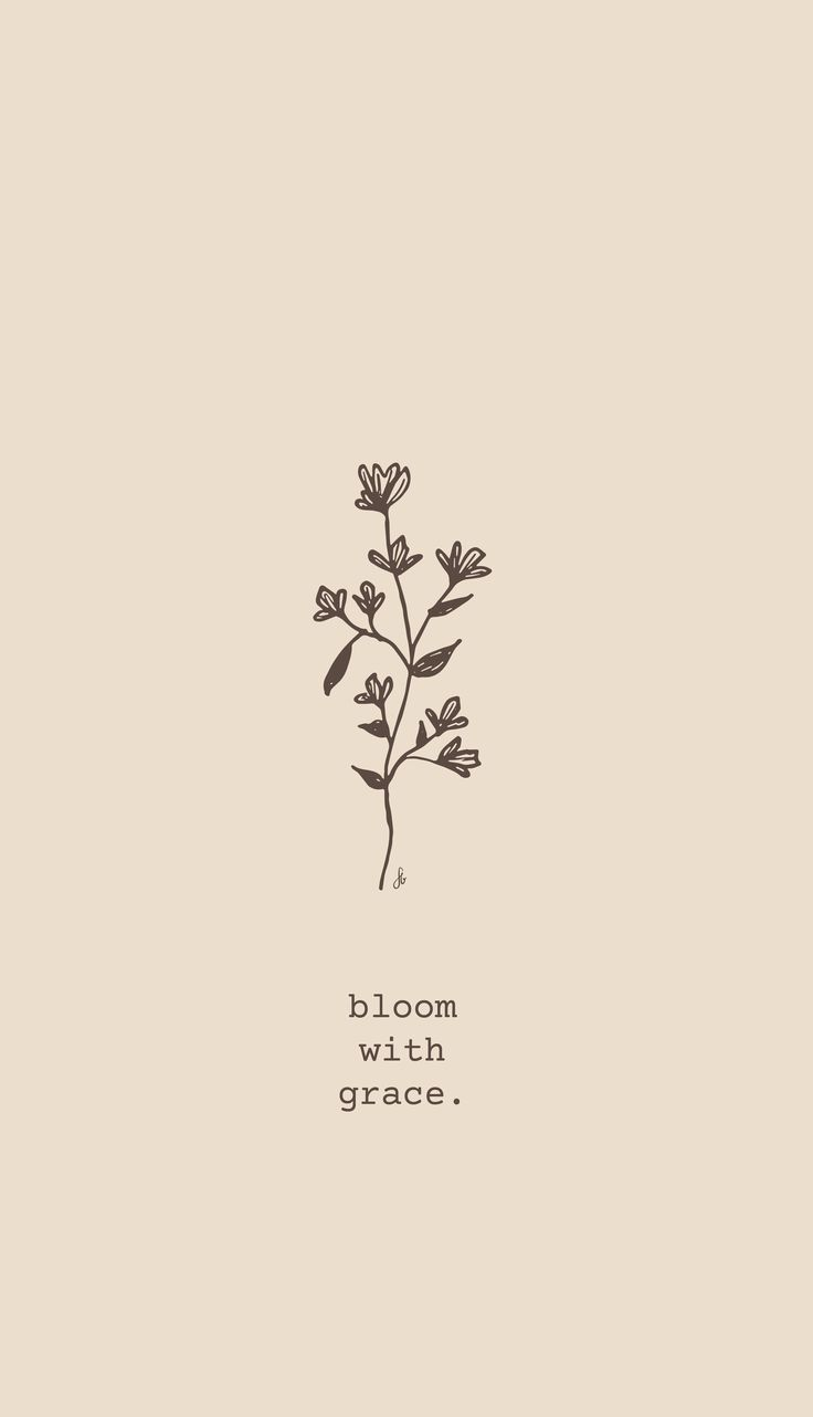 Blossom Where You Are Planted Quote