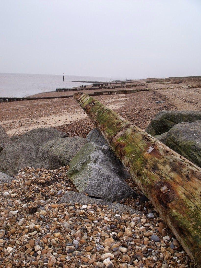 Kent Beach Combing Guide - Reculver East Towards Birchington