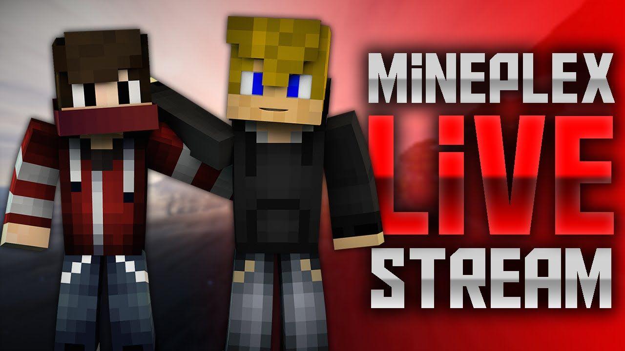 Minecraft Stream | Hypixel/Mineplex/Others | Skywars
