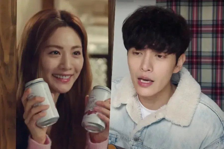 Watch: Nana And Lee Min Ki Unexpectedly Fall In Love In Teaser For New Rom-Com Drama