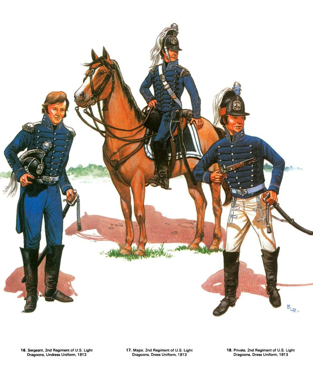 2nd Us Light Dragoons