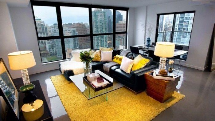 Farbideen Wohnzimmer: Grau für Stil, Stabilität und Harmonie | Home ...