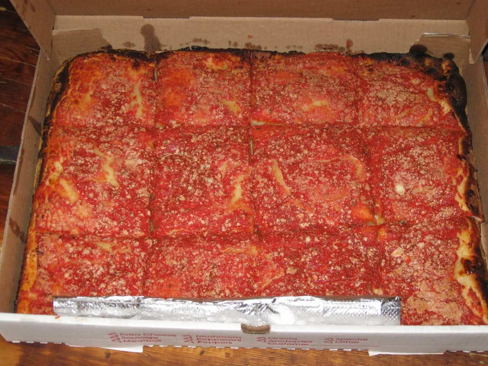 Microcosm K 2010 Nyc Pizza Conquest Part 2 Good Pizza Food Favourite Pizza