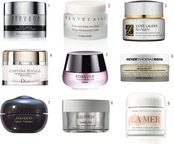 9 Top Creams For Beautiful Skin Workchic Com Blog Best Anti Aging Creams Anti Aging Facial Cream Anti Aging Night Cream