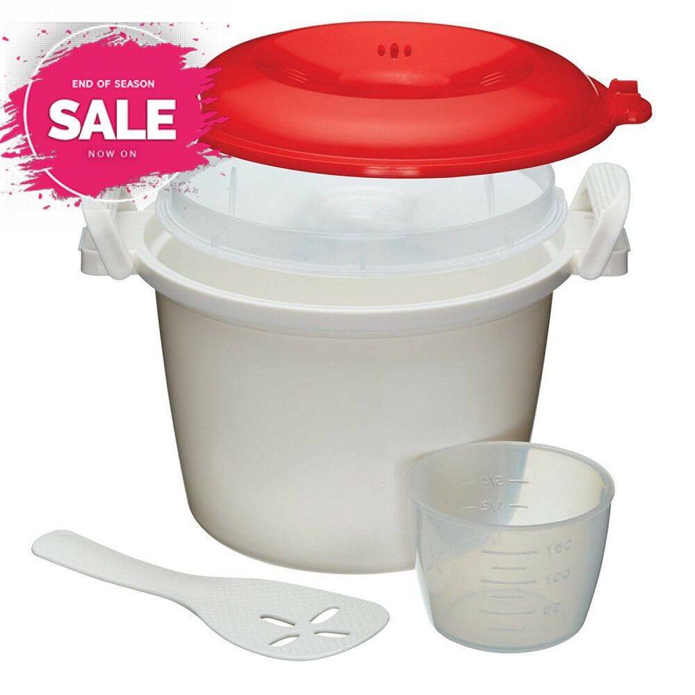 Microwave Rice Cooker From Ebay Uk Microwave Ricecooker