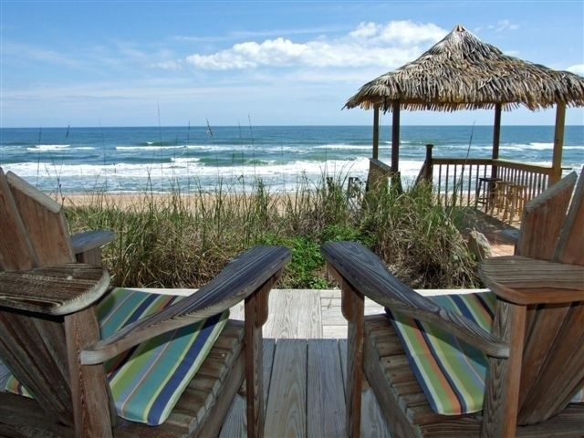 Amazing Vilano Beach House Rentals Part - 3: Duneswept Is An Oceanfront Vacation Rental House Located On Secluded Vilano  Beach Just A Couple Of Miles North Of Historic Saint Augustine, Florida.