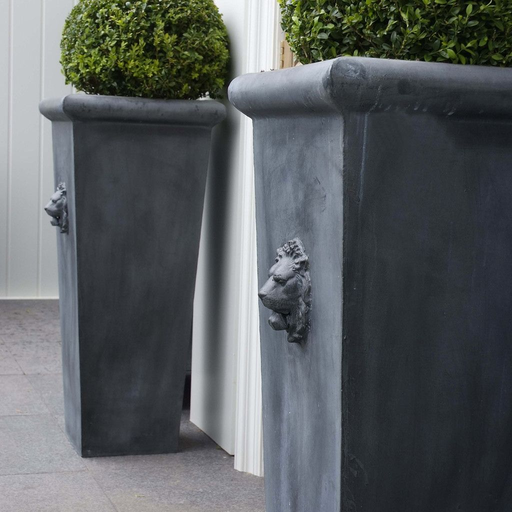 Tall Lion Head Planter - 90cm | Large outdoor planters ... Zinc Planters Home Depot on home depot plants, home depot outdoor storage benches, home depot trays, home depot column caps, home depot flower specials, home depot artificial topiary, home depot gardening supplies, home depot flower pots, home depot decorative pebbles, home depot outdoor candles, home depot waste baskets, home depot bowls, home depot laundry baskets, home depot summer houses, home depot garden, home depot pedestals, home depot outdoor rooms, home depot yard stakes, home depot tide, home depot 5 gal pots,
