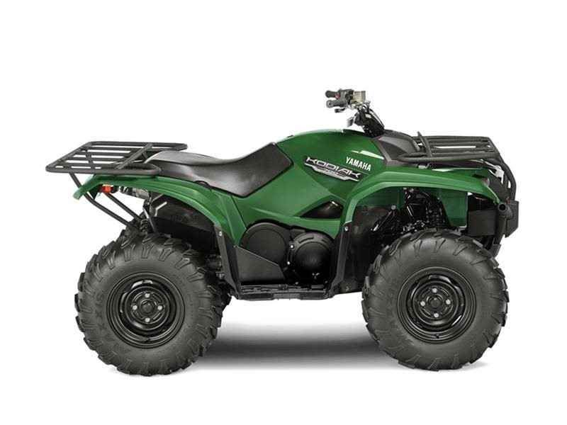 New 2016 Yamaha Kodiak 700 4WD ATVs For Sale in Florida. 2016 Yamaha Kodiak 700 4WD, Experience superior performance, quality and reliability built to tackle tough jobs day after day. Built Real World Tough and Assembled in USA. High-Tech Engine, Built for the Real World Ultramatic® The Industry s Most Durable CVT Transmission Compact, Comfortable Chassis Sharp Styling Work-Ready Tow Capacity Come to Central Florida PowerSports, your favorite New and Used Yamaha ATVDealerin the…