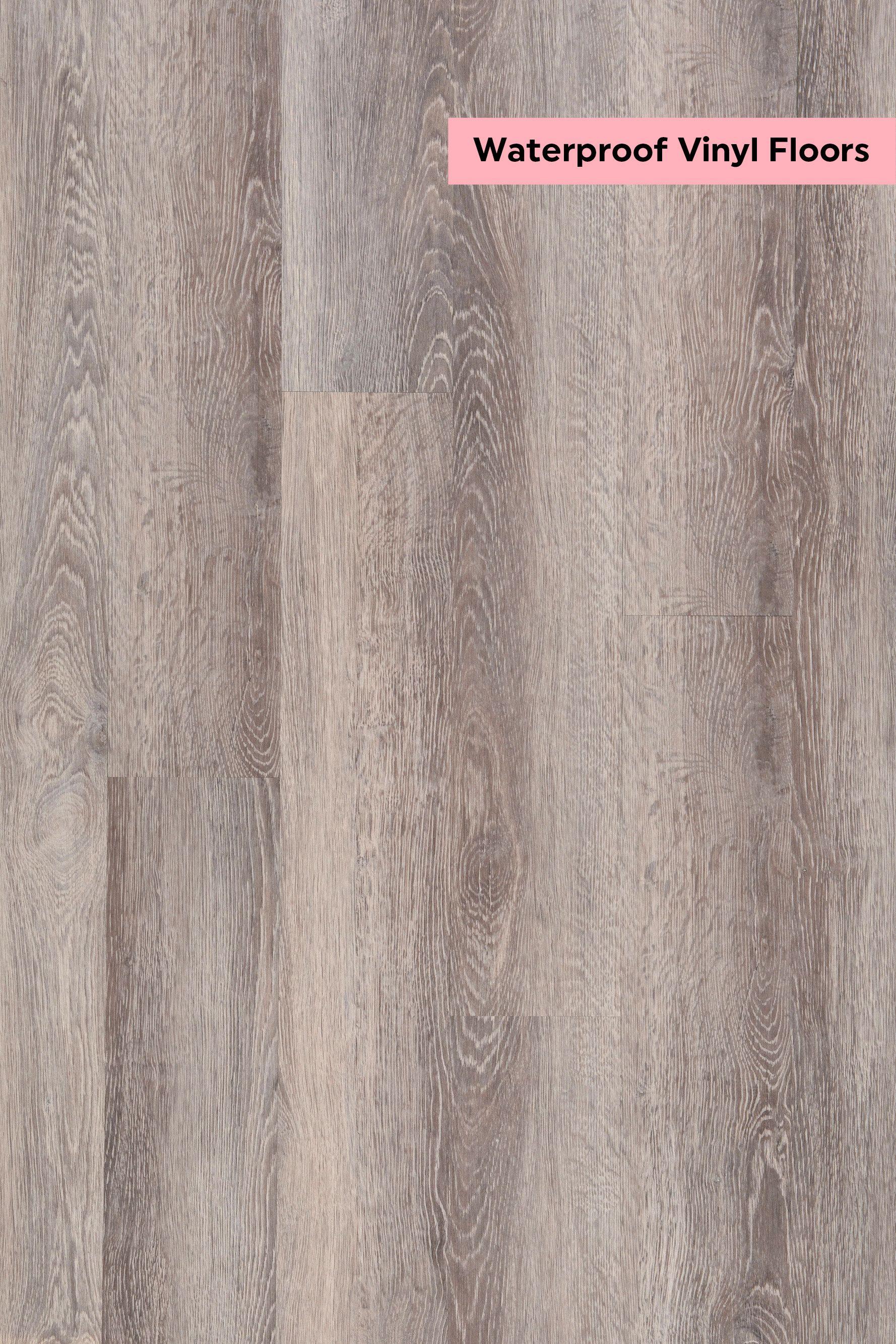 Luxury Vinyl Wood Planks Peel And Stick Tile Floor Tile Stickers Grey Wood Floors Wall Paneling Chateau Oak In 2020 Vinyl Wood Planks Vinyl Flooring Luxury Vinyl
