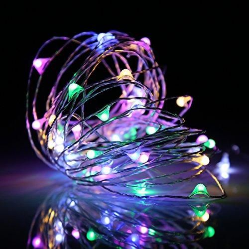 Ehome 100 LED 33ft/10m Starry Fairy String Light, Waterproof