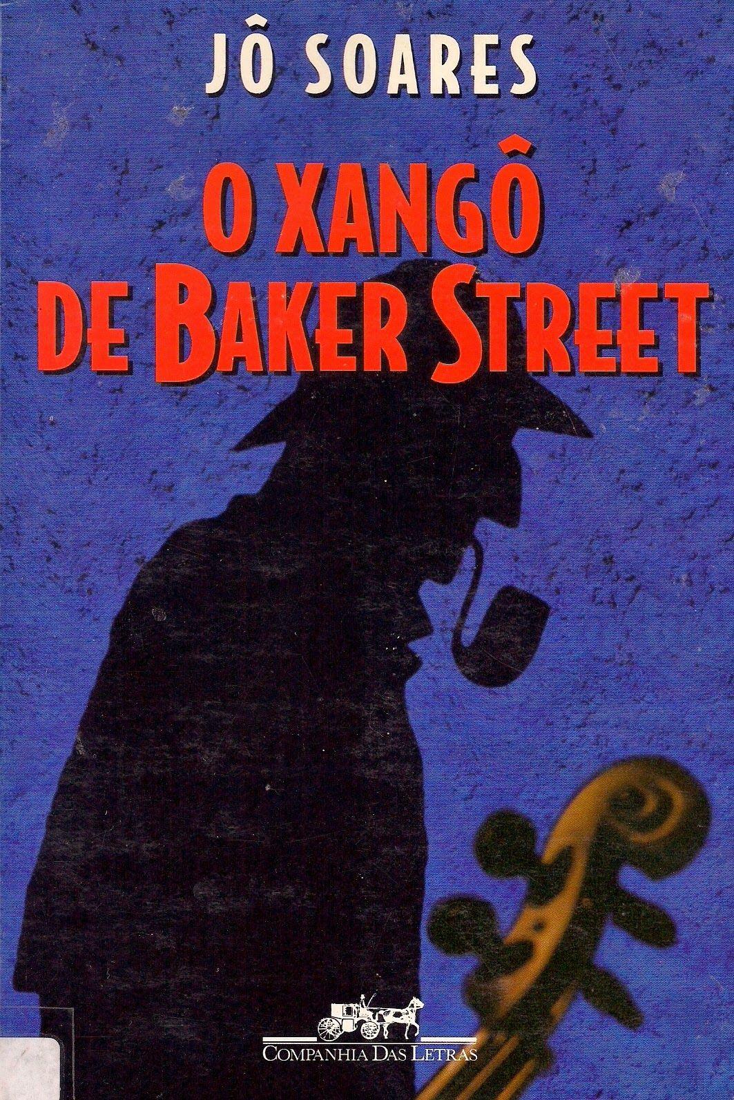 Momentos Da Fogui Resenha O Xango De Baker Street Jo Soares