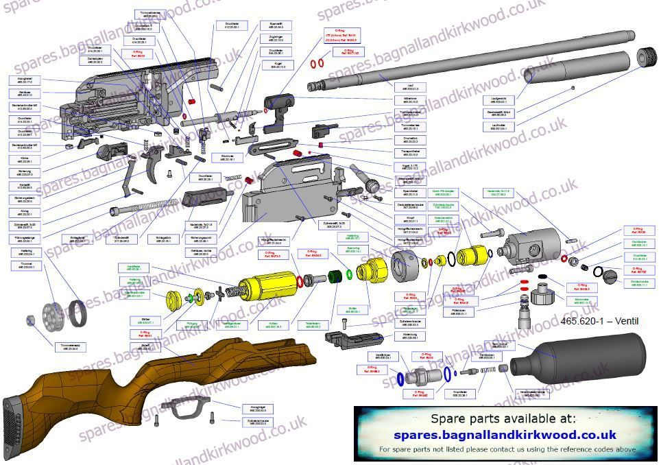 walther spare parts   Amatmotor.co