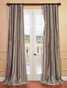 How Long Should My Drapes Be? The Length Of Your Custom Drapes Can Make All  The Difference. Let DrapeStyle Help You Determine What Is Best For Your  Room.