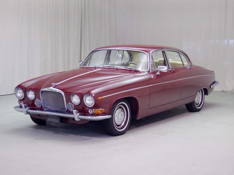 1962 Jaguar Mark X