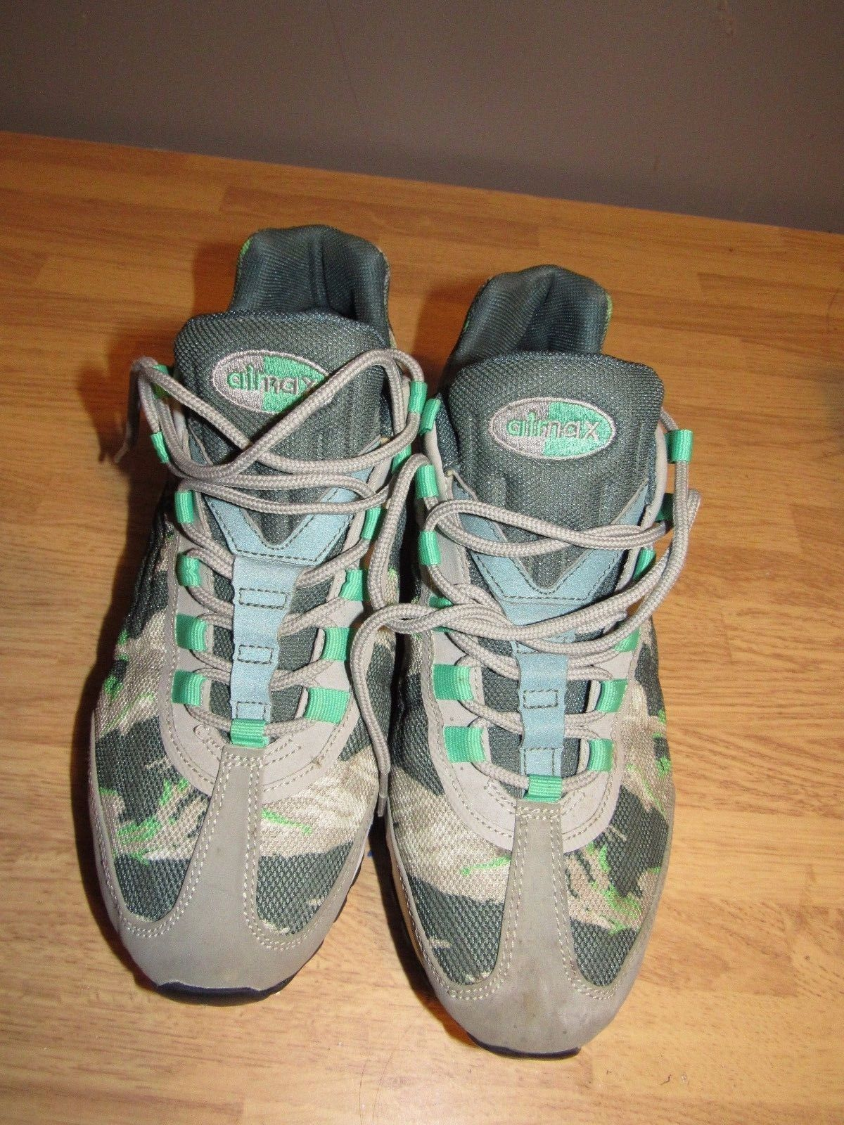 Men Shoes NIKE AIR MAX MEN'S CAMO SHOES SNEAKERS SIZE 10 599425 030
