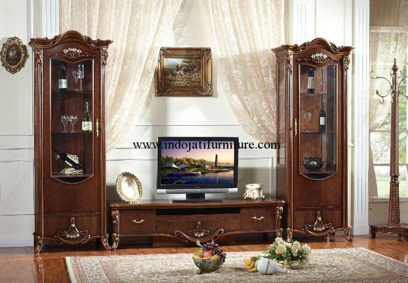 Set Tv Cabinet Living Room,set tv buffet hias,set cabinet tv,set ...
