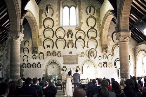 Castle And Teepee Wedding