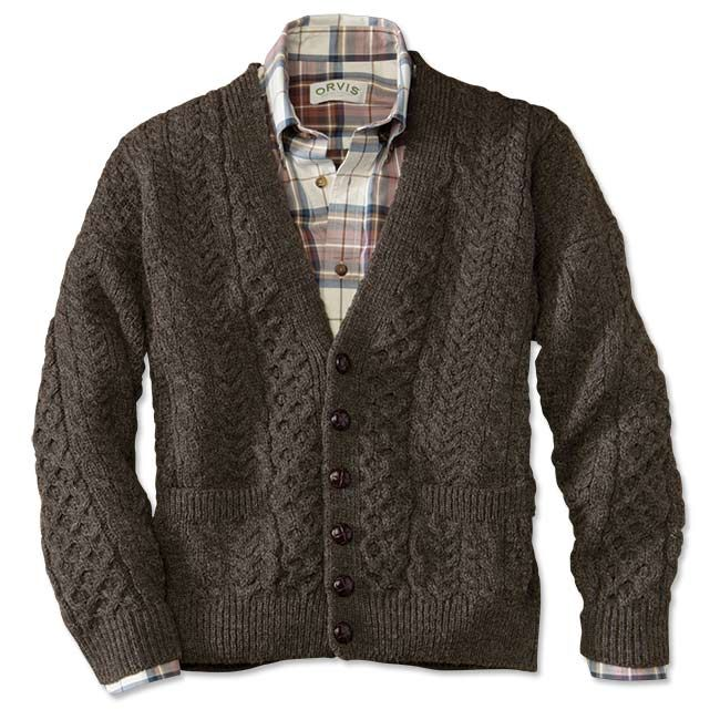 Black Sheep Button-Front Cardigan Just £109.00 On orvis.co.uk ...