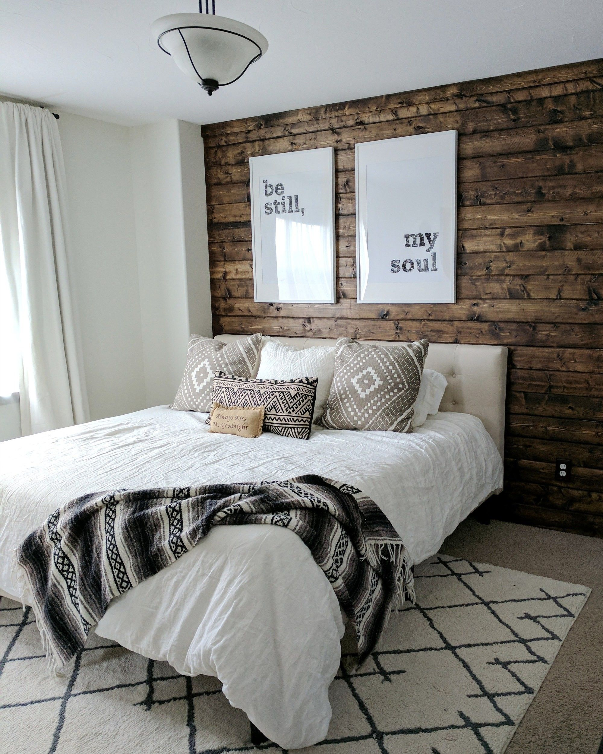 39 Jaw Dropping Wood Clad Bedroom Feature Wall Ideas Feature Wall Bedroom Home Bedroom Home