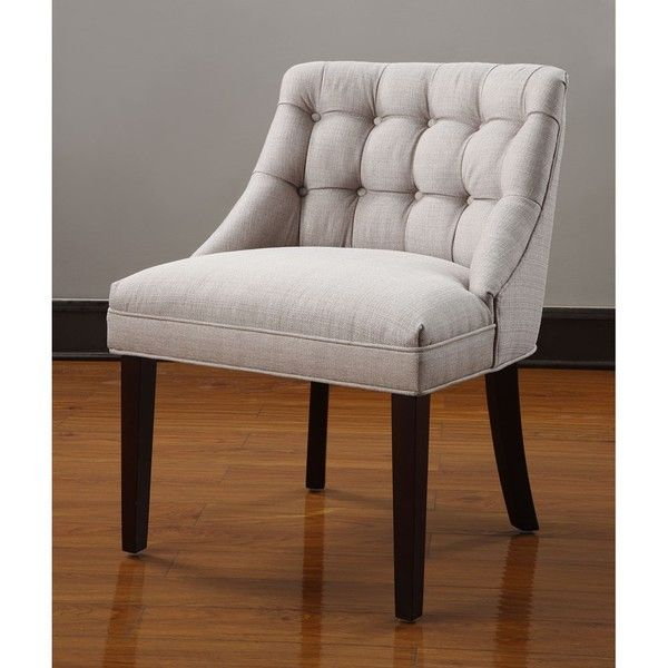 Belmont Tufted Back Chair   Overstock Shopping   Great Deals On Living Room  Chairs