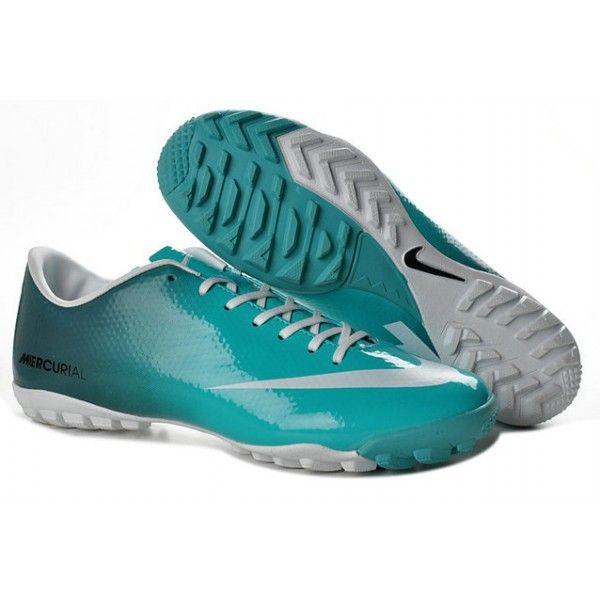 777b45a9222f Nike Mercurial Vapor IX TF Victory 4 Futsal Jade Blue White ...