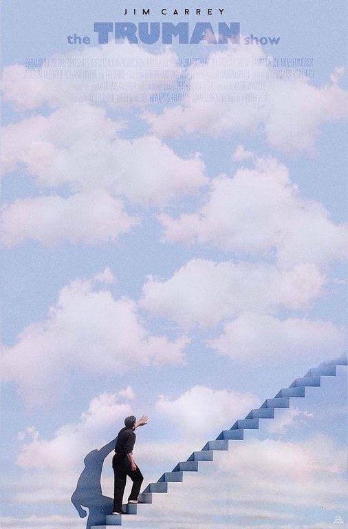 The Truman Show (1998) [712 x 1080]