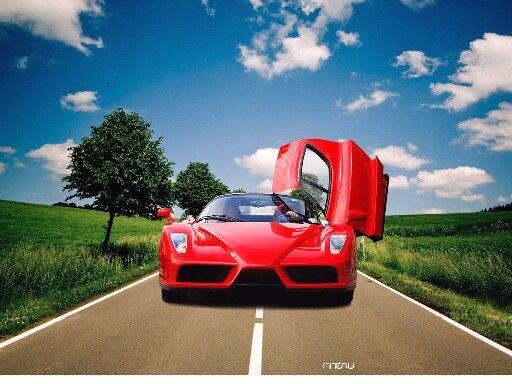Ferrari Enzo 2007 Not Is Awesome Inspiraciones Pinterest