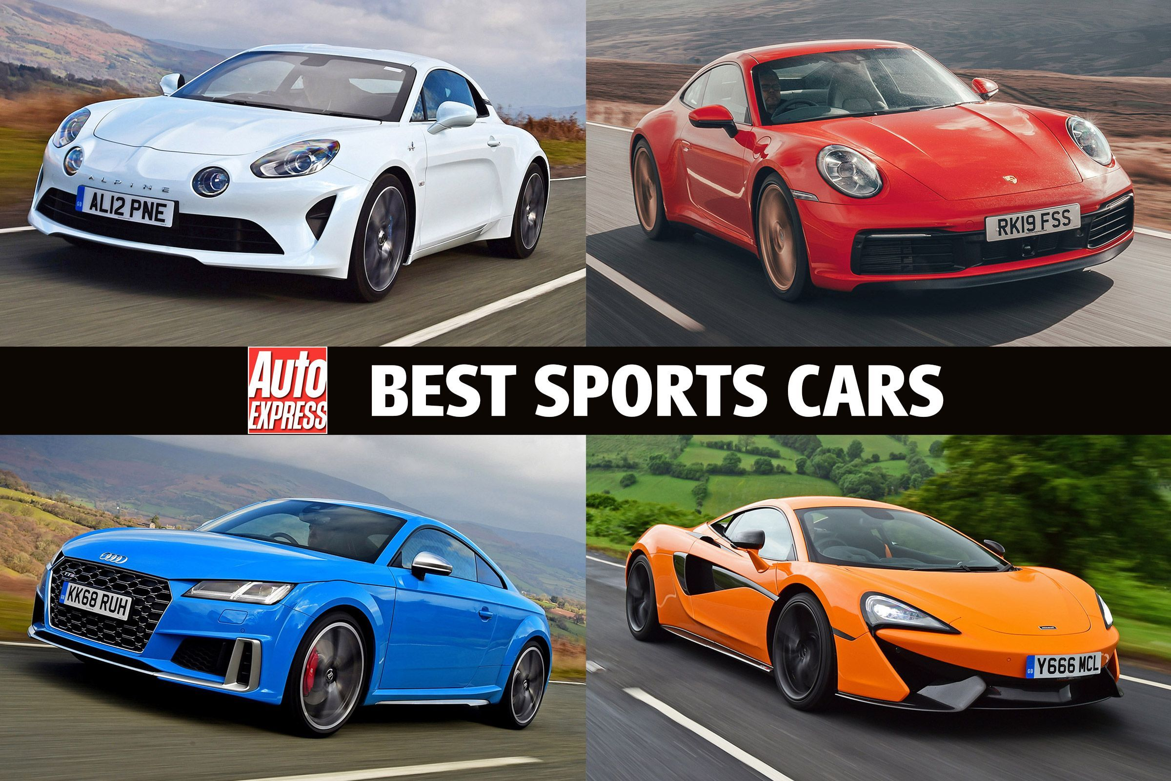 Cool Cars Sports Cars 80K in 2020 | Cool sports cars ...
