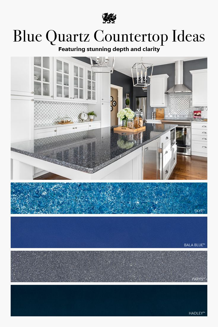 Refine+Define | Dream Kitchen Inspo: Blue Kitchen