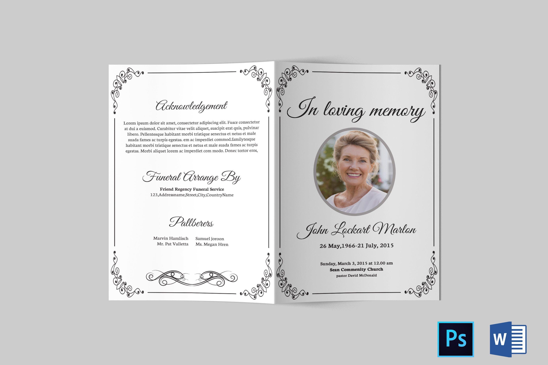 Funeral Program Template Funeral Program Template Word Etsy In 2021 Funeral Program Template Funeral Program Template Free Memorial Program Funeral program template free download