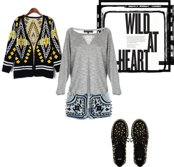 """""""Wild At Heart"""" by a-mm on Polyvore"""