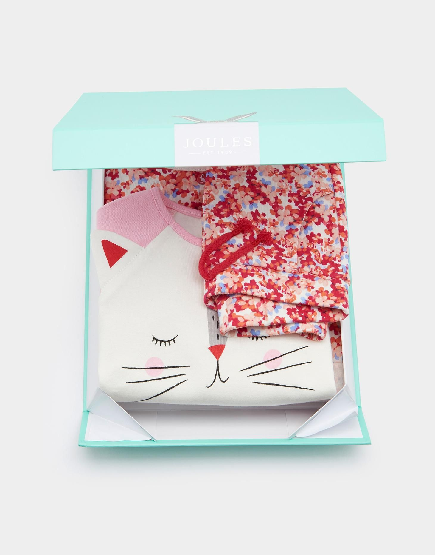 BNWT JOULES MINT GREEN HARE MAGNETIC CLOSE GIFT BOX.RE-USABLE.BABY STORAGE BOX