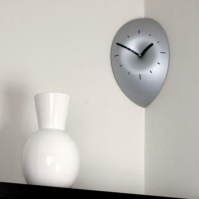 Corner Wall Clock Cred To Fancy Clock Cool Clocks Wall Clock
