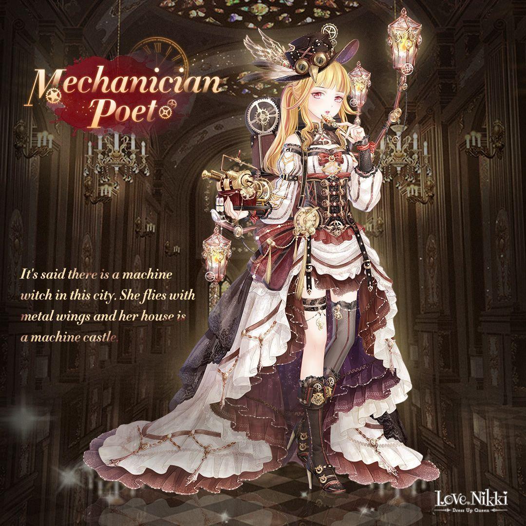 Pigeon Kingdom Suits Love Nikki Dress Up Queen Wiki Fandom Anime Nikki Anime Angel