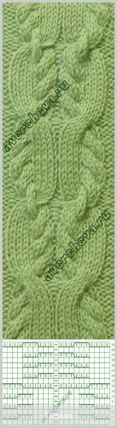 #tresses - Pattern 699 braids | catalog knitting patterns ...