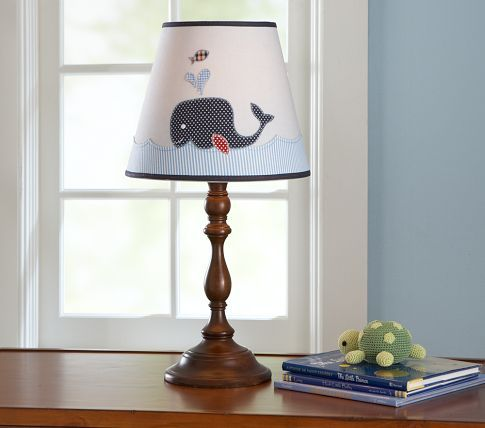 Whale Shade Amp Payton Base At Pottery Barn Kids Whale