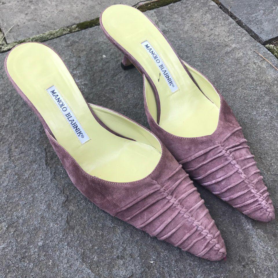 72b86adee4 Listed on Depop by kela0815   playin footsie   Designer heels, Depop ...