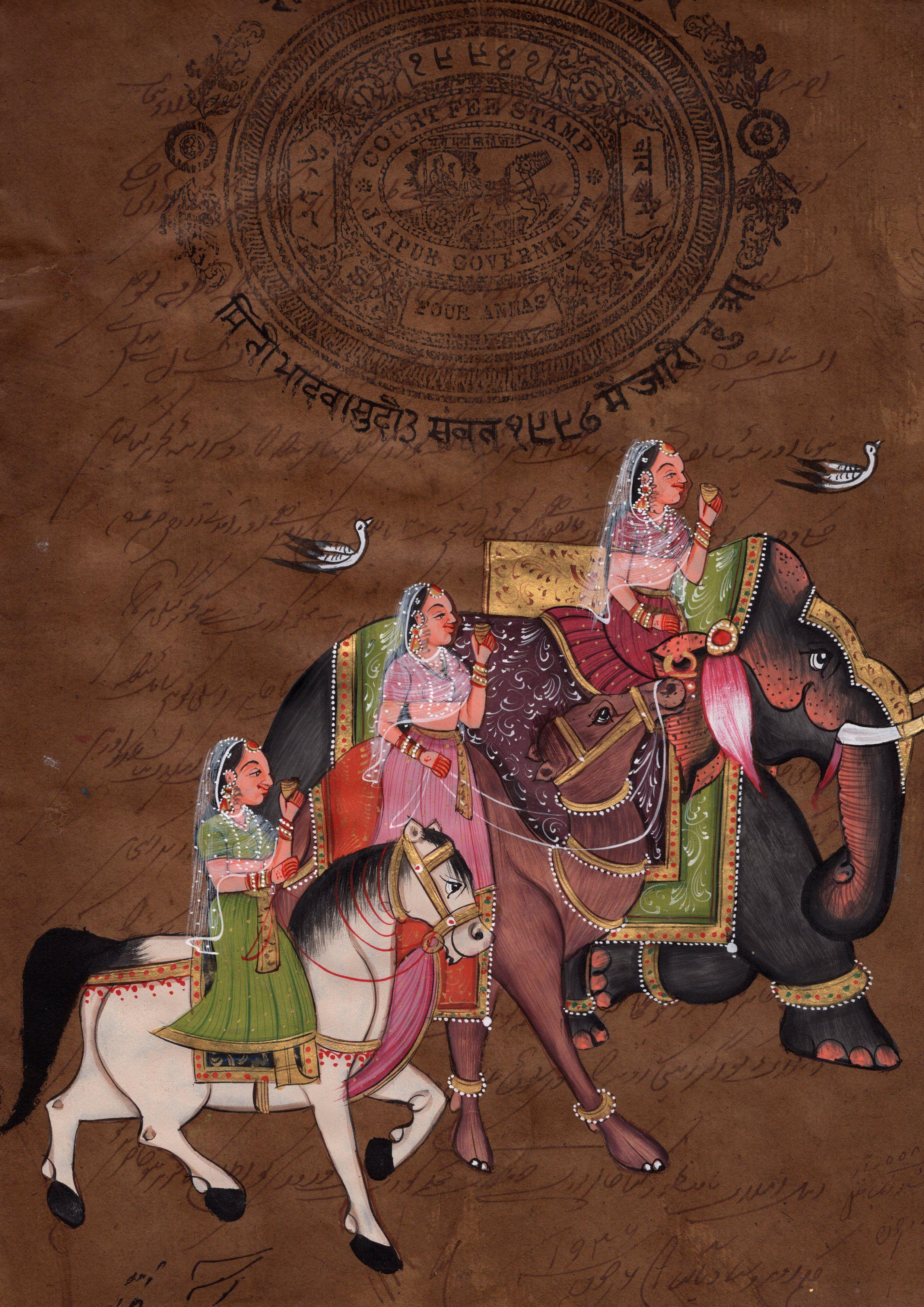 Pin on Charming Rajasthani Artwork