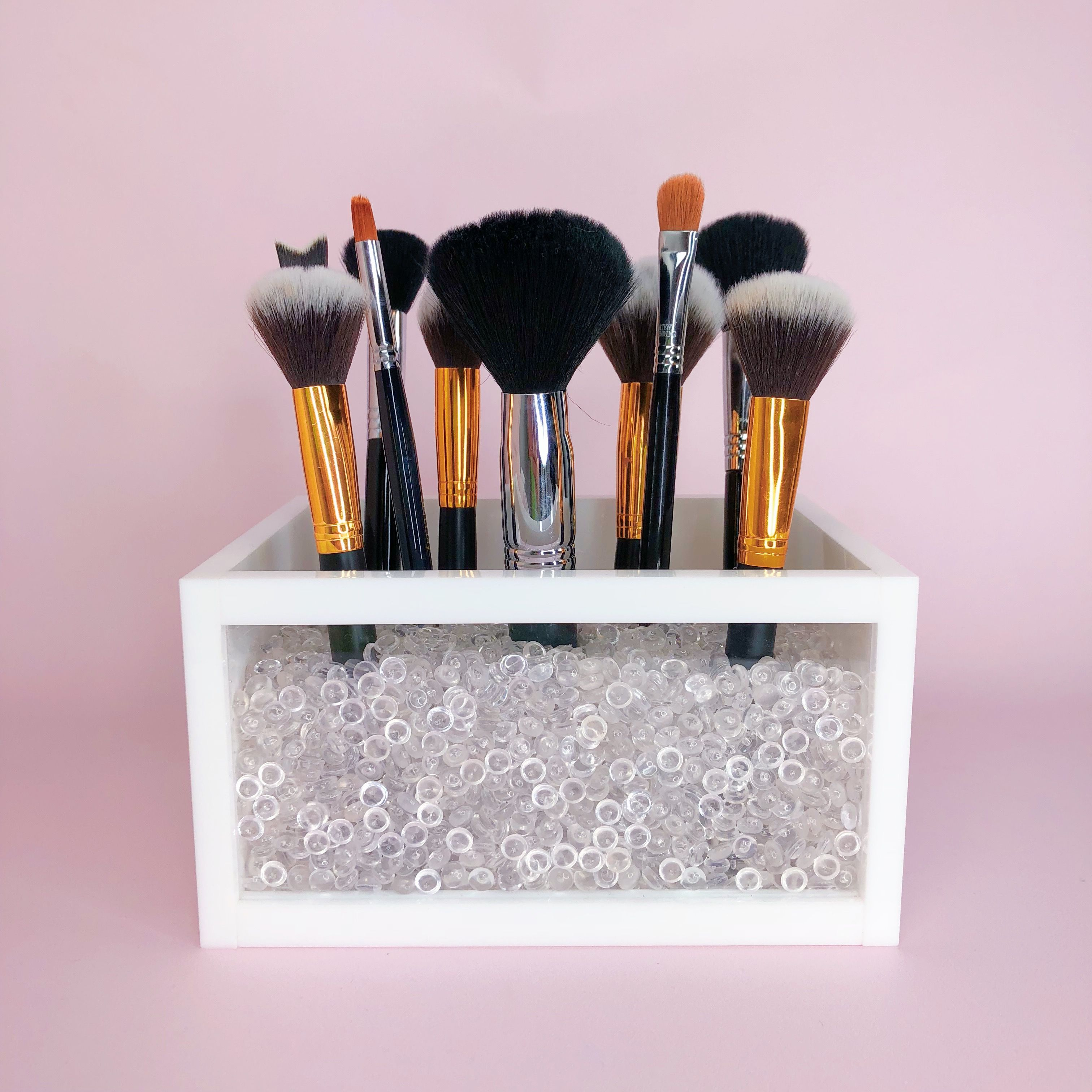 Brush Holder galore! Our Mia Brush Holder is perfect for