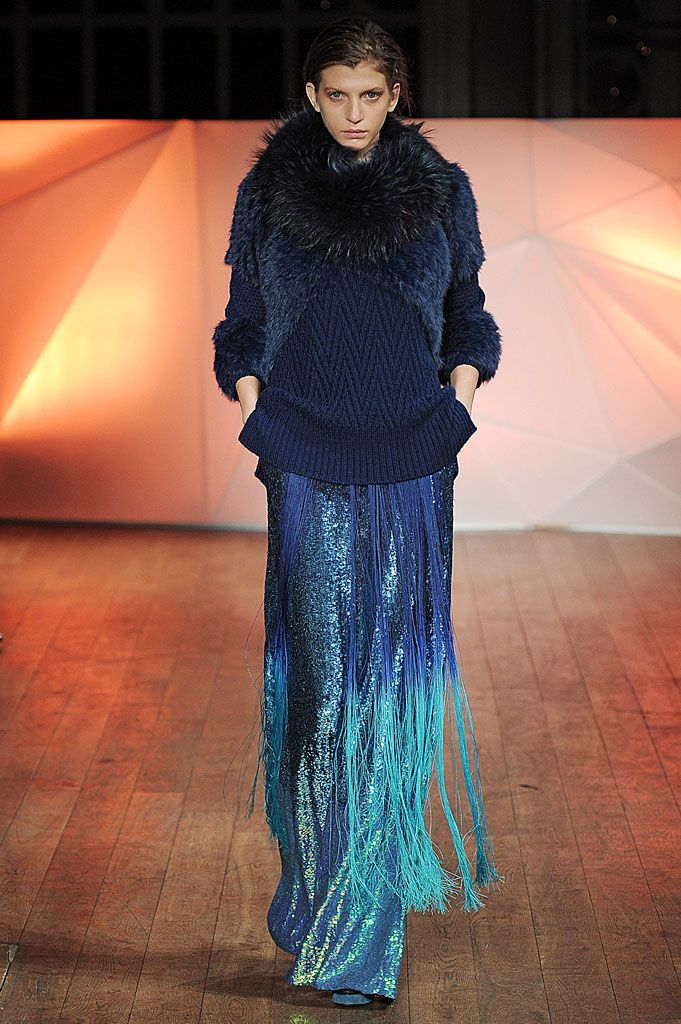 Matthew Williamson, AW13 #LFW