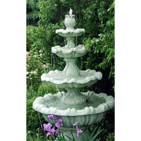 Patio Garden Garden Water Fountains Water Fountain Outdoor Garden