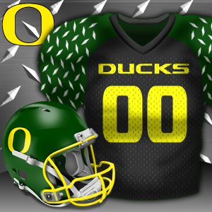 Oregon Ducks Jersey Lg Oregon Ducks Oregon Ducks Clothes Duck